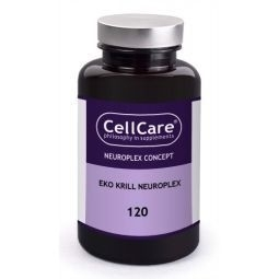 Cell Care Krill Neuroplex Eko 120 softgels