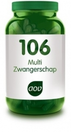 AOV 106 Multi Zwangerschap 60 capsules
