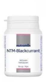 Nutramin NTM Blackcurrant 60 capsules