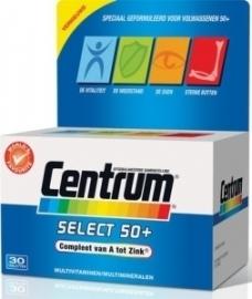Centrum Select 50+ advanced 30 tabletten