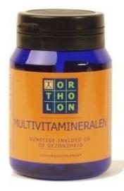 Ortholon Multi vitamineralen 30 tabletten