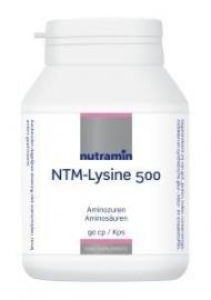 Nutramin NTM Lysine 500 90 capsules