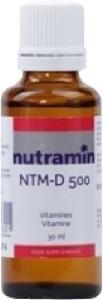 Nutramin NTM D500 30ml