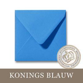 Envelop - Konings Blauw