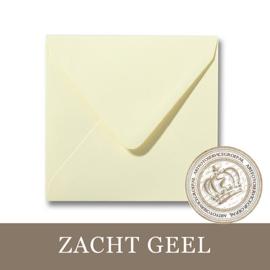 Envelop - Zacht Geel