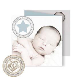 Geboortekaartje LG233 FC3 Boy