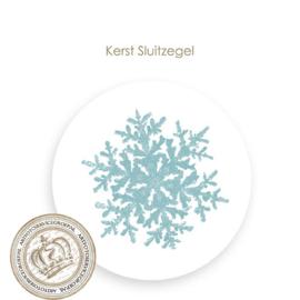 Kerst sluitzegel SK003