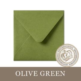 Envelop - Olive Green