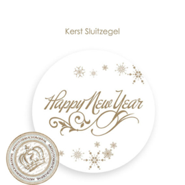 Kerst sluitzegel SK071