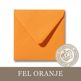 Envelop - Fel Oranje