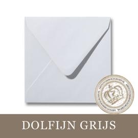 Envelop - Dolfijn Grijs
