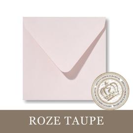 Envelop - Roze Taupe