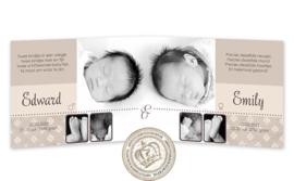 Geboortekaartje LG003 FC2