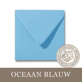 Envelop - Oceaan Blauw
