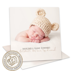 Geboortekaartje LG230