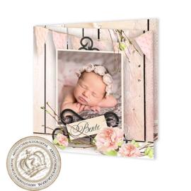Geboortekaartje LG715 FC2 Girl