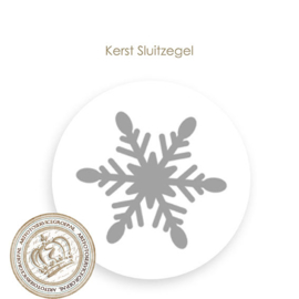 Kerst sluitzegel SK006