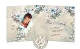 Geboortekaartje LG591 FC2 Boy