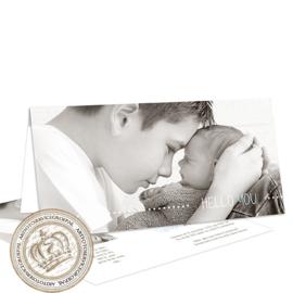 Geboortekaartje LG381 FC2