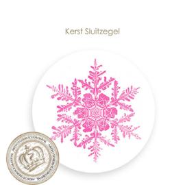 Kerst sluitzegel SK005