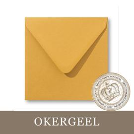Envelop - Okergeel