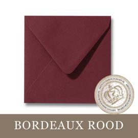 Envelop - Bordeaux Rood