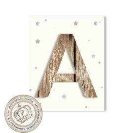 Letterslinger Wood