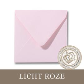 Envelop - Licht Roze