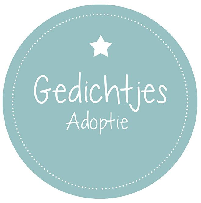 Adoptie gedichtjes