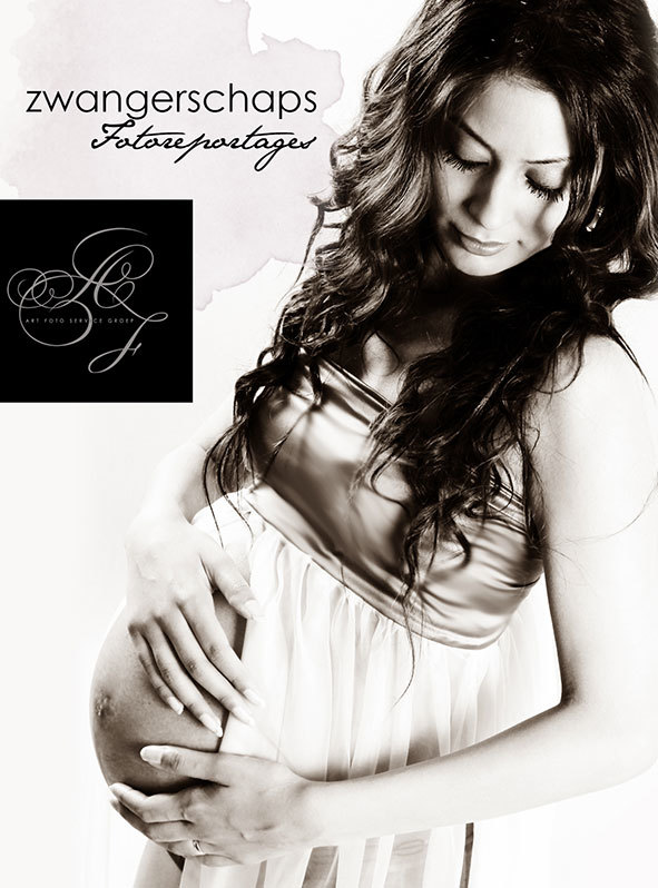 Art Foto Service Groep - Zwangerschapsreportages