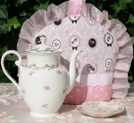 Theemuts mini voor  tea for one