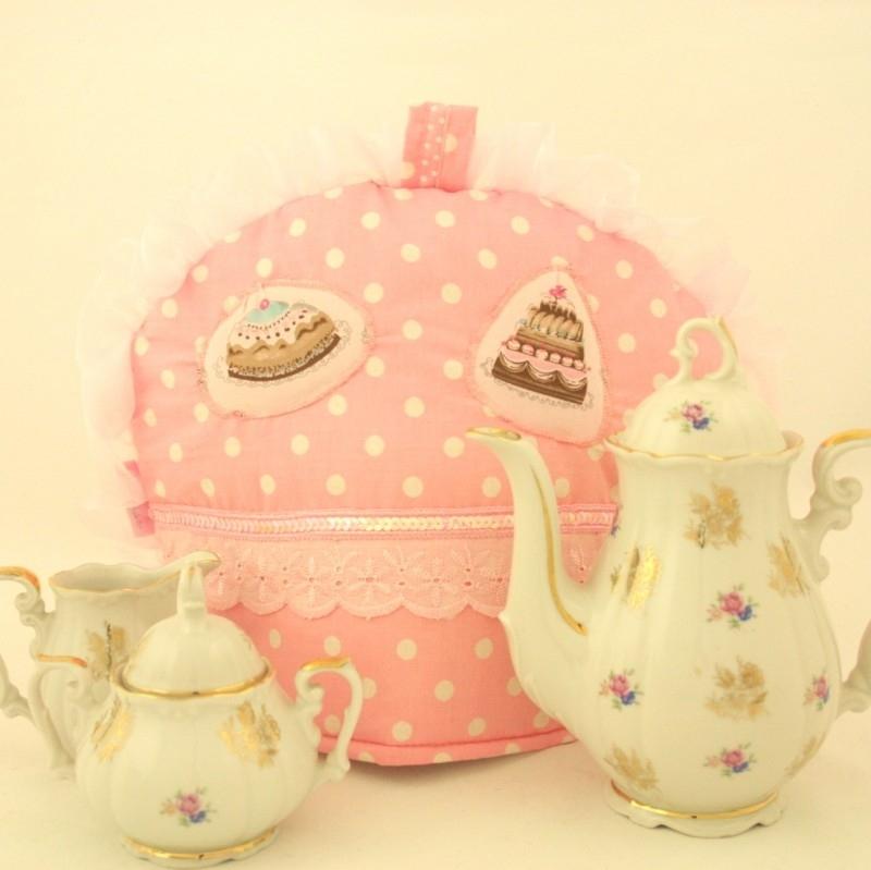 Mini theemuts met cupcakes