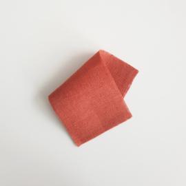 MONDAYSMILK Linen sienna EXTRA WIDE