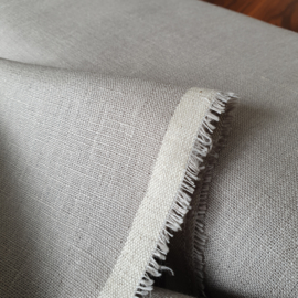 ATELIER MUSUBI Thick Linen pebble