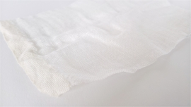 MONDAYSMILK Washed Linen milk GAUZE
