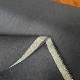 ATELIER MUSUBI Thick Linen indigo