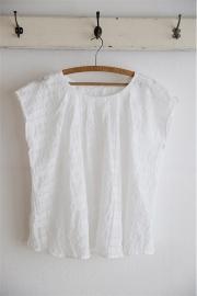 KOKKA Tsumiki Plaid white