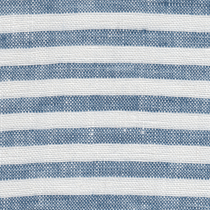 MONDAYSMILK Linen Stripe milk and denim