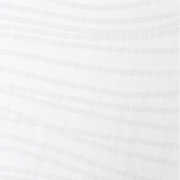 KOKKA Tsumiki Wavy Stripes white