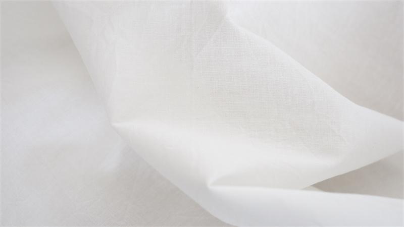 KOKKA Cotton Washi Paper white