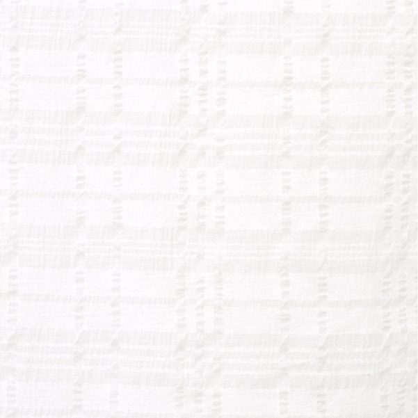 KOKKA Tsumiki Plaid white