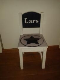 Geboortestoeltje voor Lars