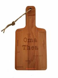 Inspiratie: Plankje voor oma Thea