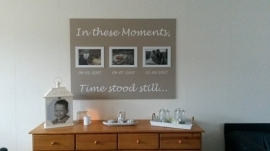 Sticker: In these moments, time stood still