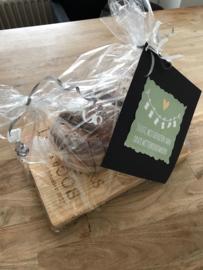Brood met geld voor de Wittebroodsweken