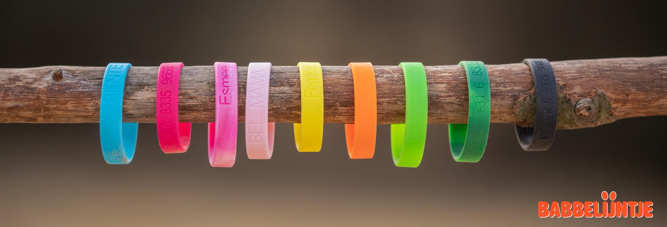 SOS armbandjes