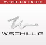 W. Schillig, Glas cristall beige 8112