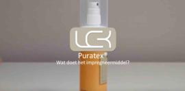 Voorbeeldfilmpje over Puratex® impregneer voor meubelstof