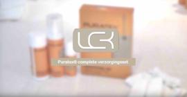 Voorbeeldfilmpje over het gebruik van de Puratex® complete verzorgingsset