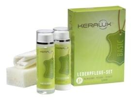 Nieuwe Keralux® leder onderhoud sets nu beschikbaar